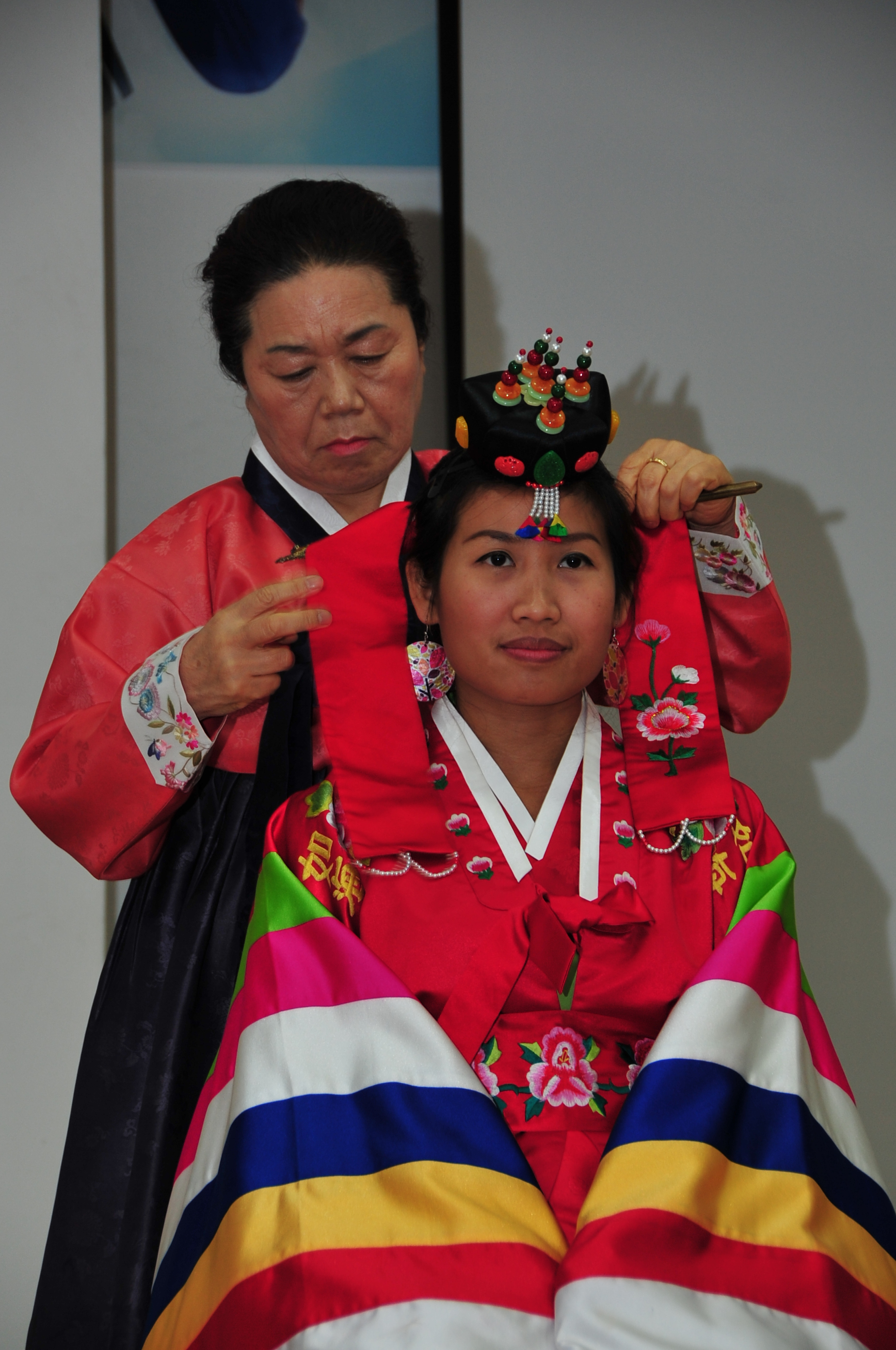 Three-day Korean culture, language program opens to Team ...