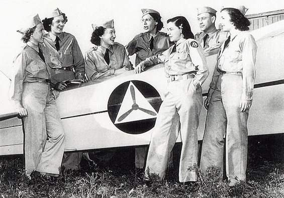 During the early days of World War II, the Civil Air Patrol played an important part as an Army Air Corps auxiliary program. For their efforts, the House of Representatives passed legislation to award the Civil Air Patrol the Congressional Gold Medal.