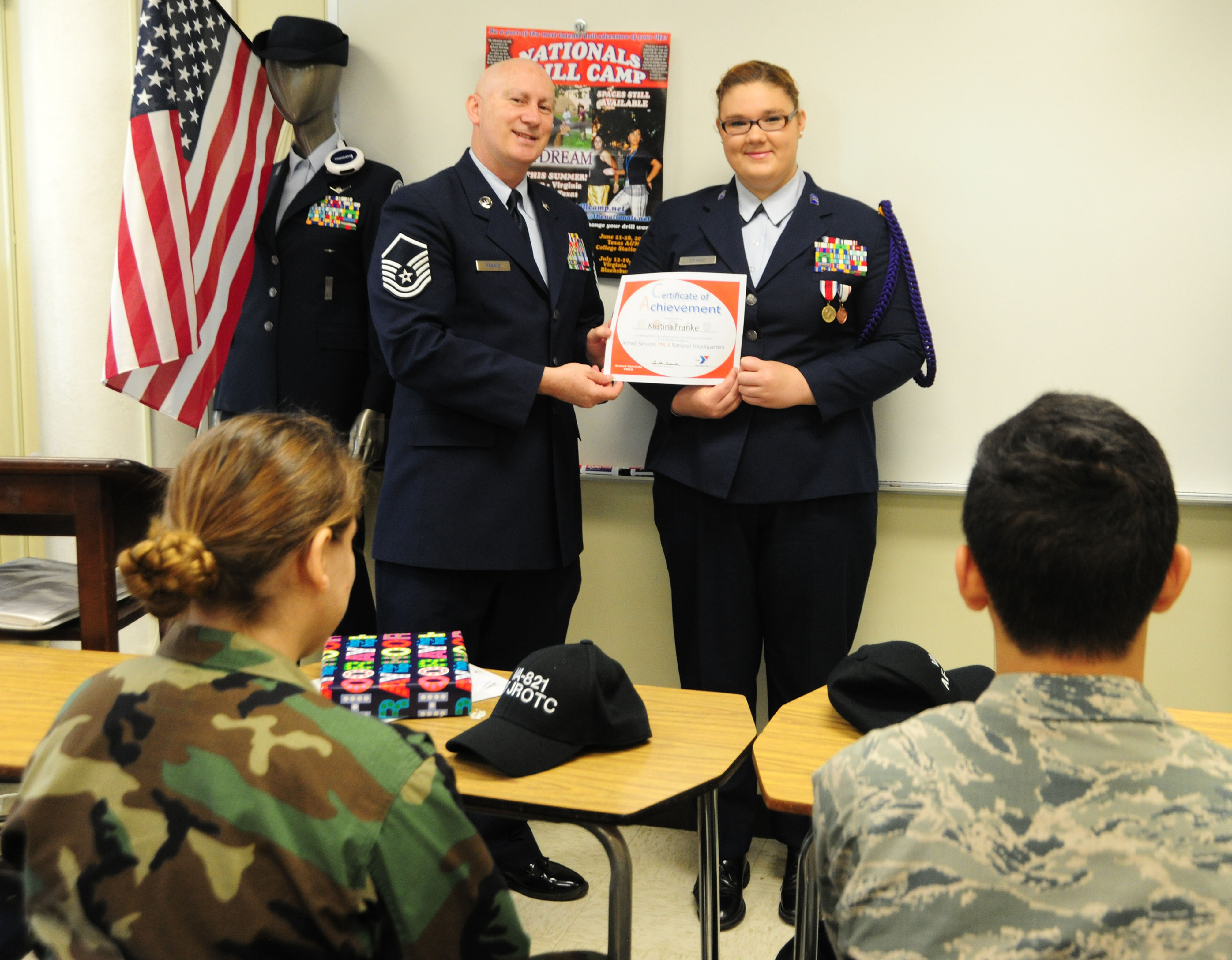 jrotc essay service to others