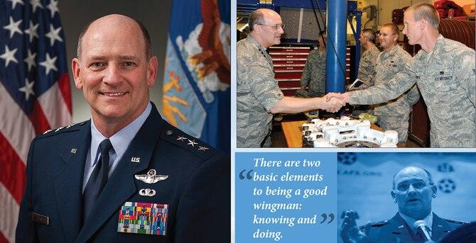 Lt. Gen. James F. Jackson, Air Force Reserve Command commander