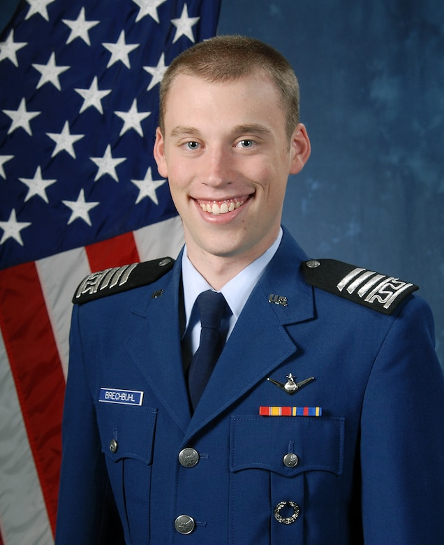 Cadet 1st Class Christian Brechbuhl (U.S. Air Force/Courtesy Photo)