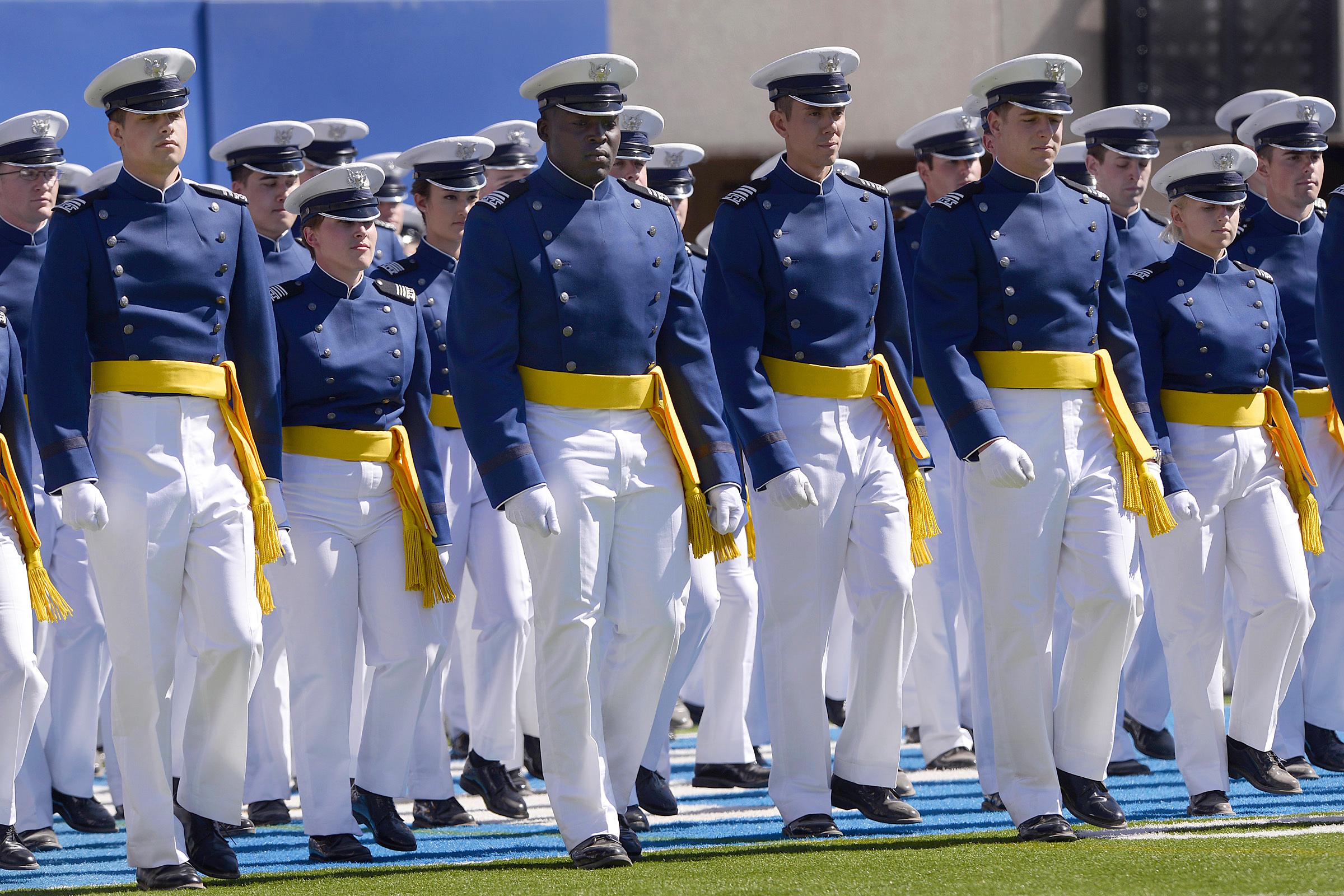 Basic Video Productions - Air Force Basic Training Air force graduation photos