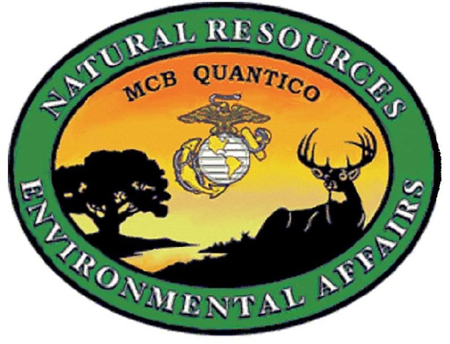 Marine Corps Base Quantico NREA logo.
