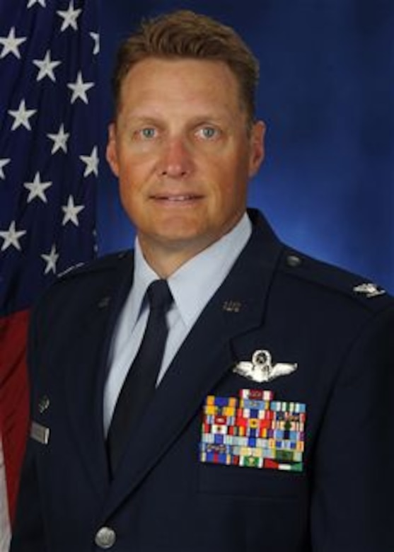 JOINT BASE ELMENDORF-RICHARDSON, Alaska -- Official photo of Col. Blake Gettys, commander of the 176th Wing as of October 2014