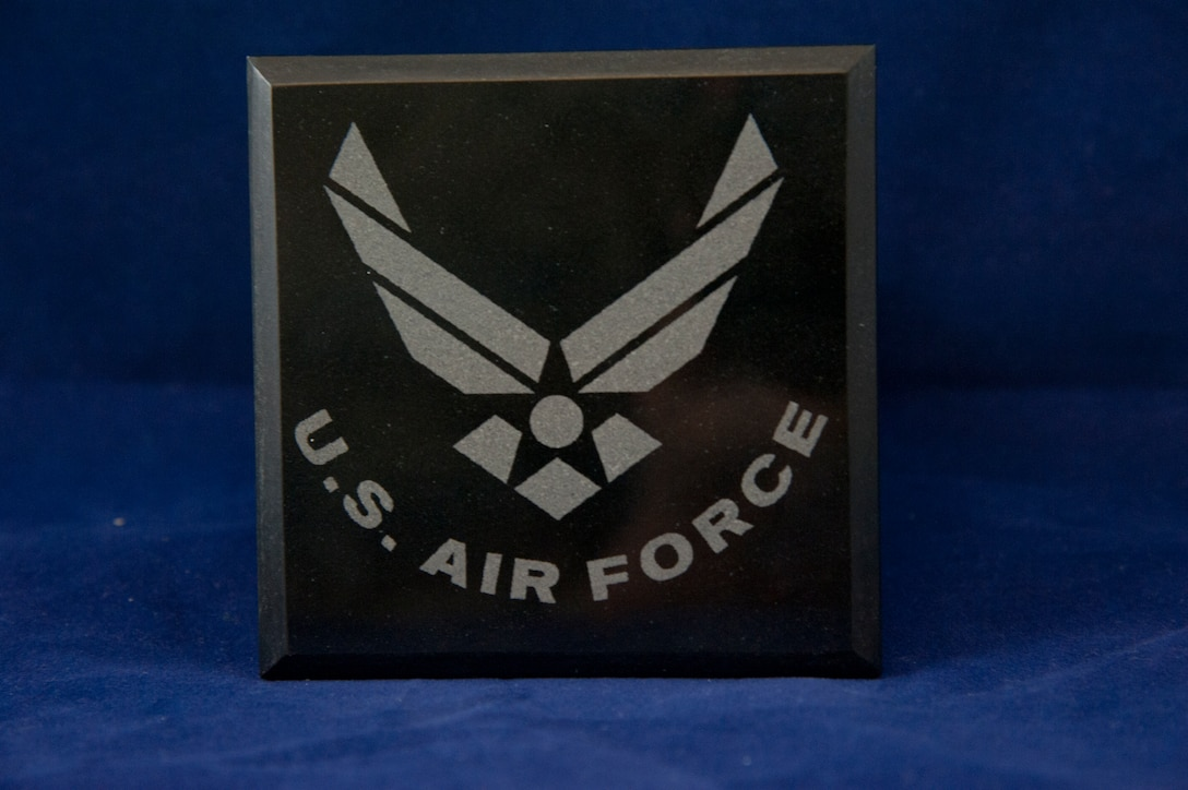 Product licensed by the Air Force Trademark and Licensing office.