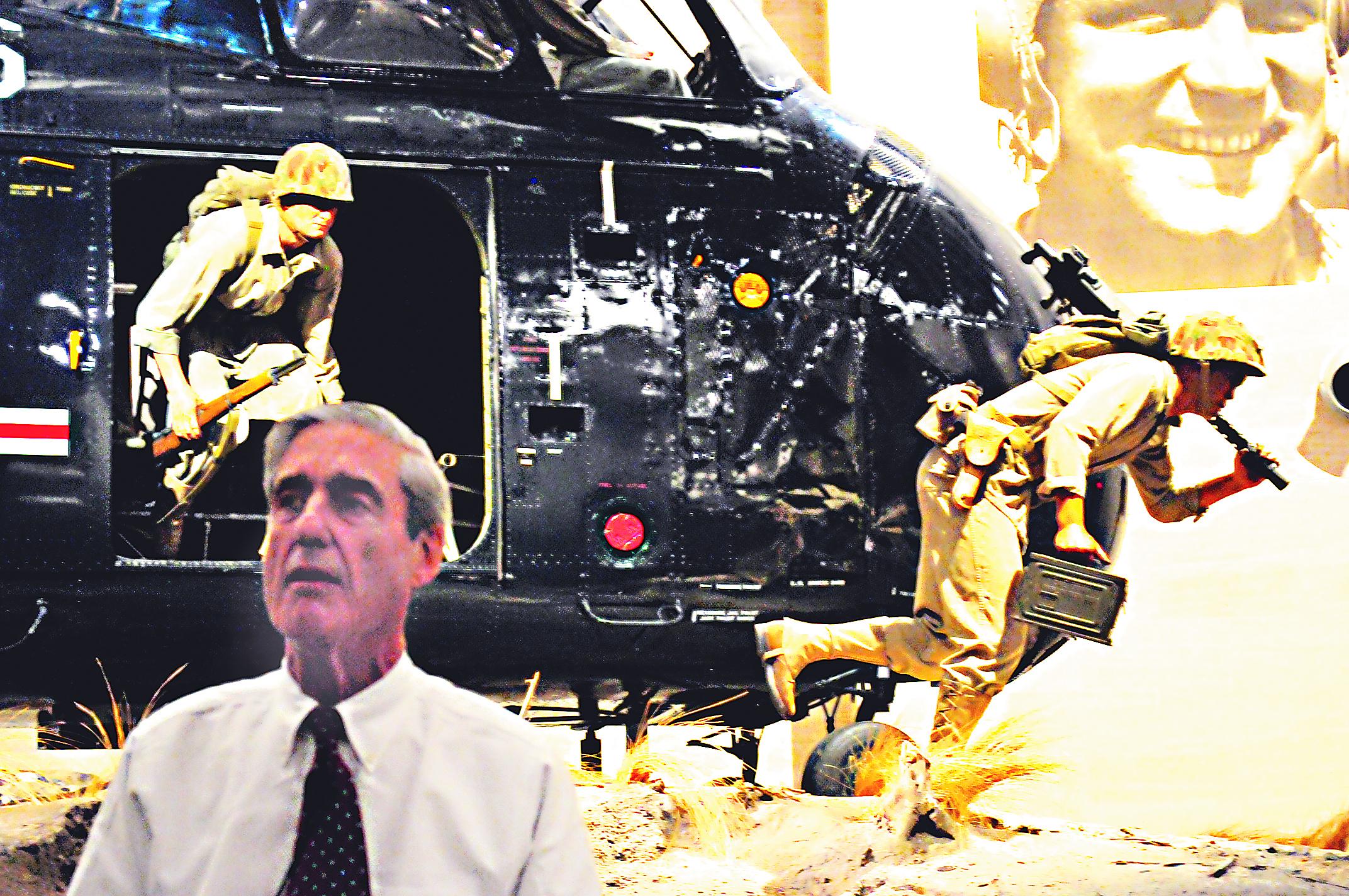 Former FBI Director visits NMMC > Marine Corps Base ...