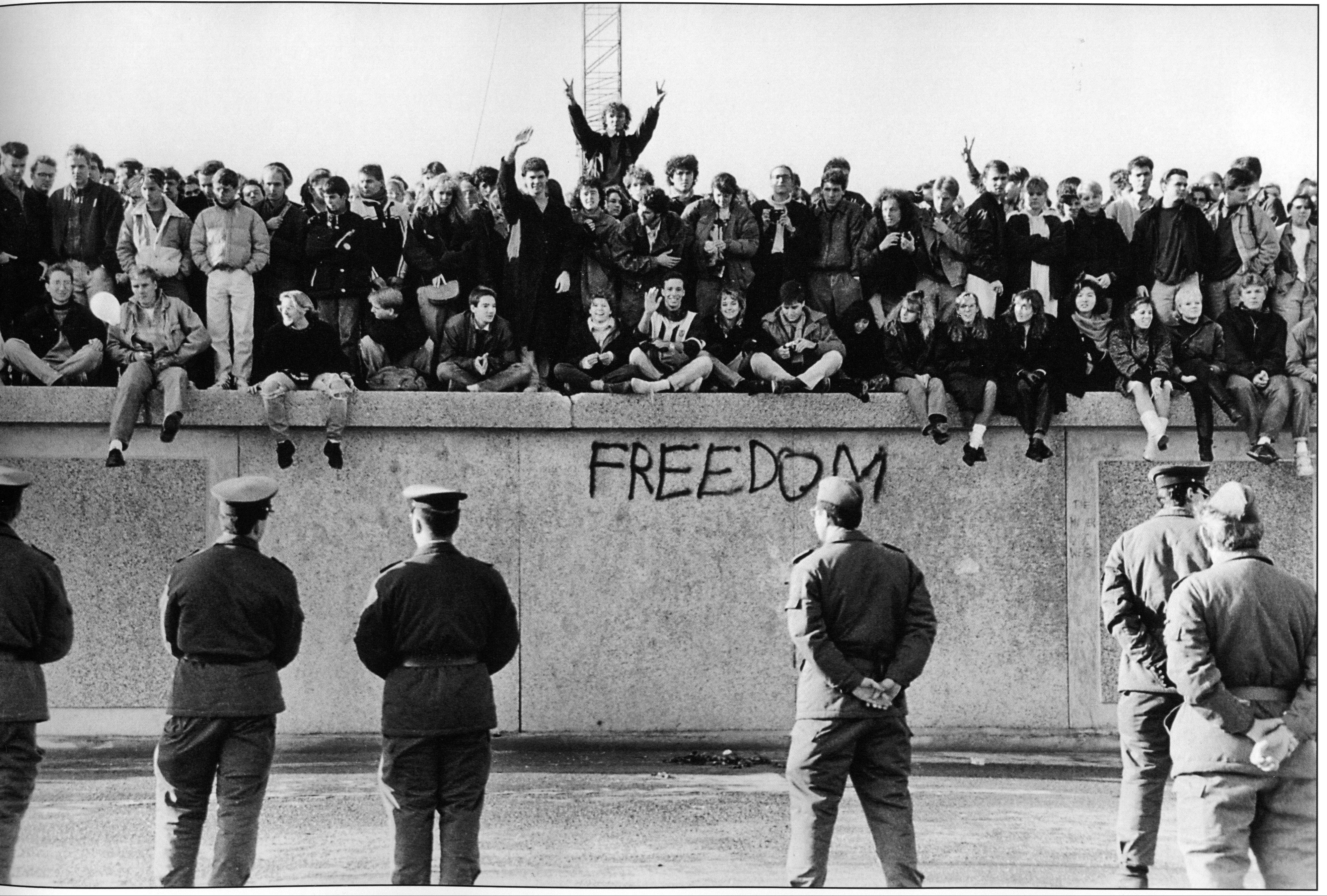 30 лет спустя – Il crollo del Muro visto da Mosca