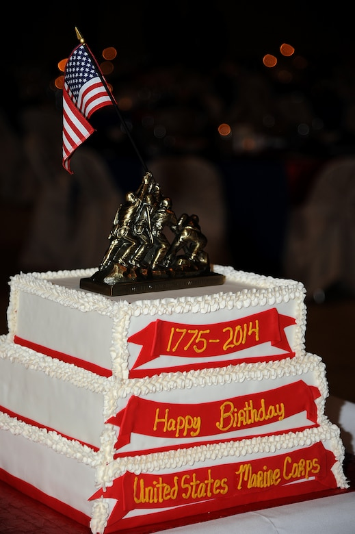 Marines Celebrate 239th Birthday Air Force Medical Service News