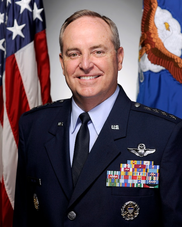 Chief of Staff of the Air Force Gen. Mark A. Welsh III (U.S. Air Force photo)