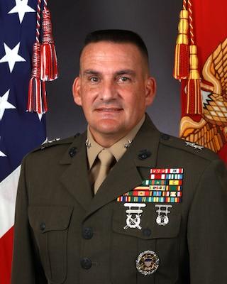 Major General Frederick M. Padilla, USMC