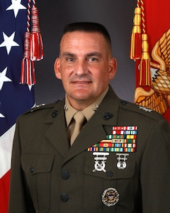 Major General Frederick M. Padilla, USMC