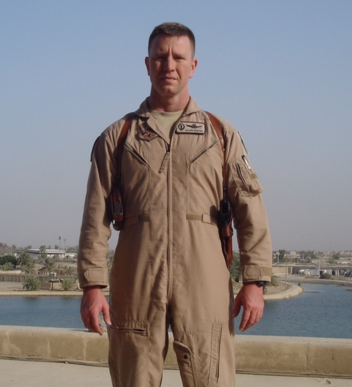 Lt. Col. Bob Reeves, 460th Operations Group deputy commander, is nominated as Panther of the Week for Nov. 10-16, 2014, on Buckley Air Force Base, Colo. He was selected for his preservation of mission operations during a catastrophic power loss. (Courtesy Photo)
