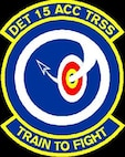 Detachment 15 Training Support Squadron. (U.S. Air Force graphic)