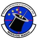 916th Logistics Support Squadron. (U.S. Air Force graphic)
