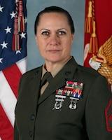 Sgt. Maj. Angela M. Maness
