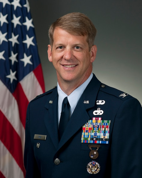 As a colonel in the Air Force Reserve, Tree serves as the senior Reservist to the director of resource integration at the Pentagon.