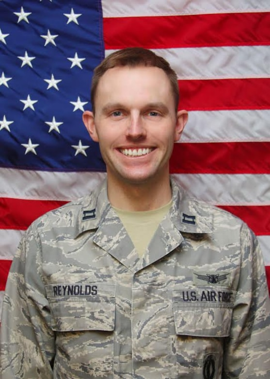 Panther of the Week: Capt. Nathan S. Reynolds