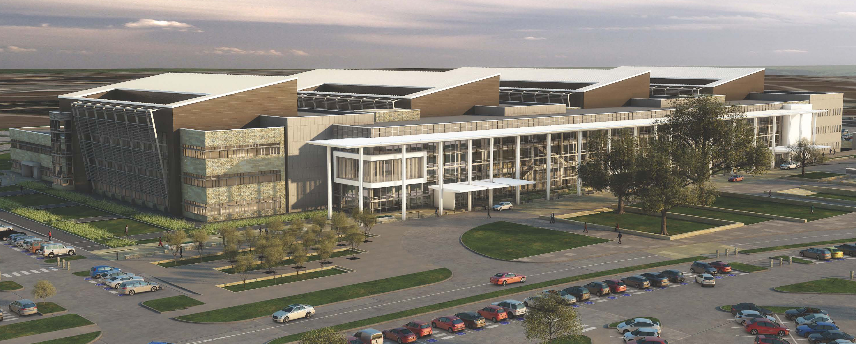 construction continues  largest ambulatory care center   dod  air force civil