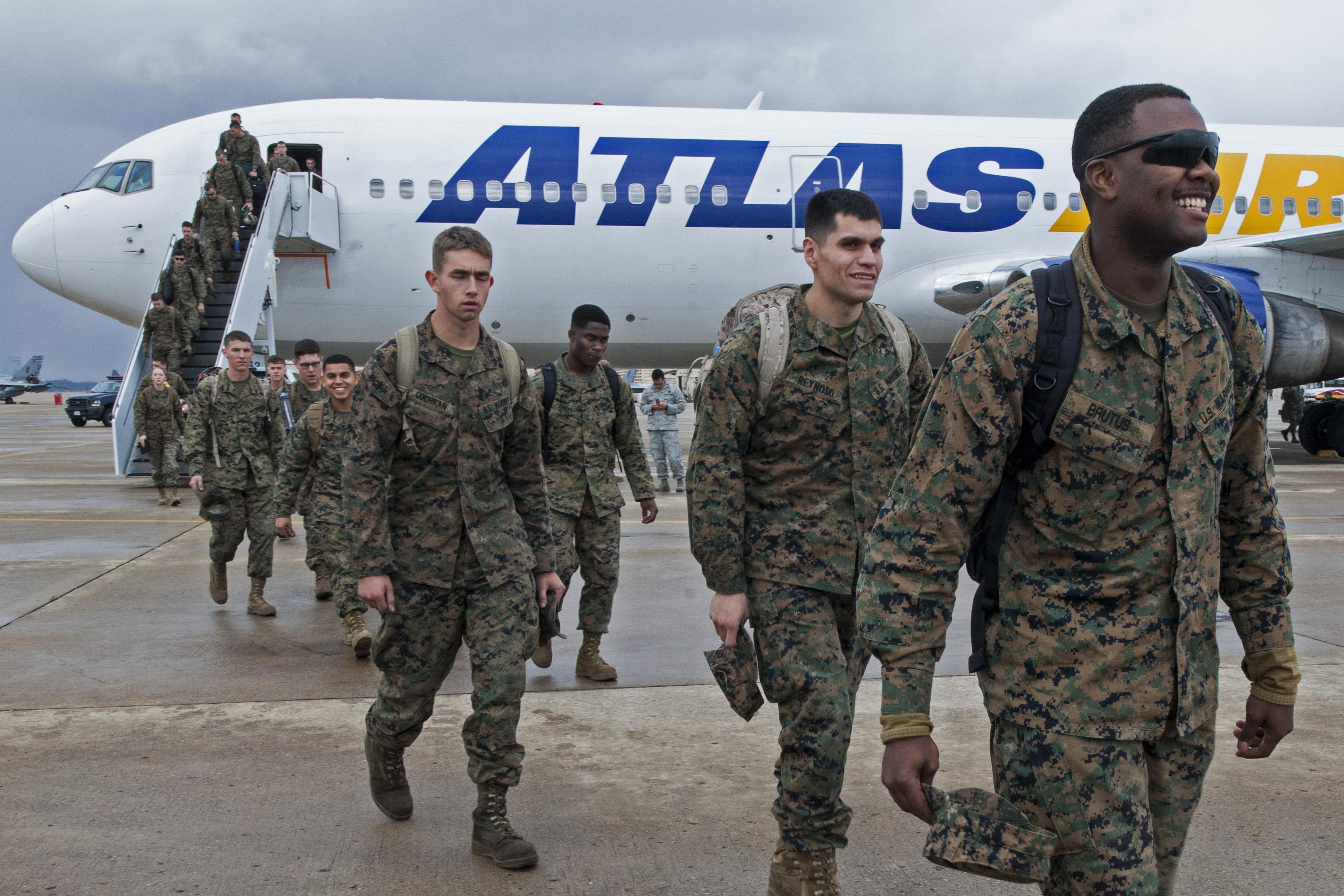 us army navy marines air force