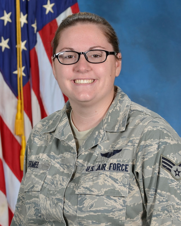 Senior Airman Loraine V. Ermel, 64th Air Refueling Squadron