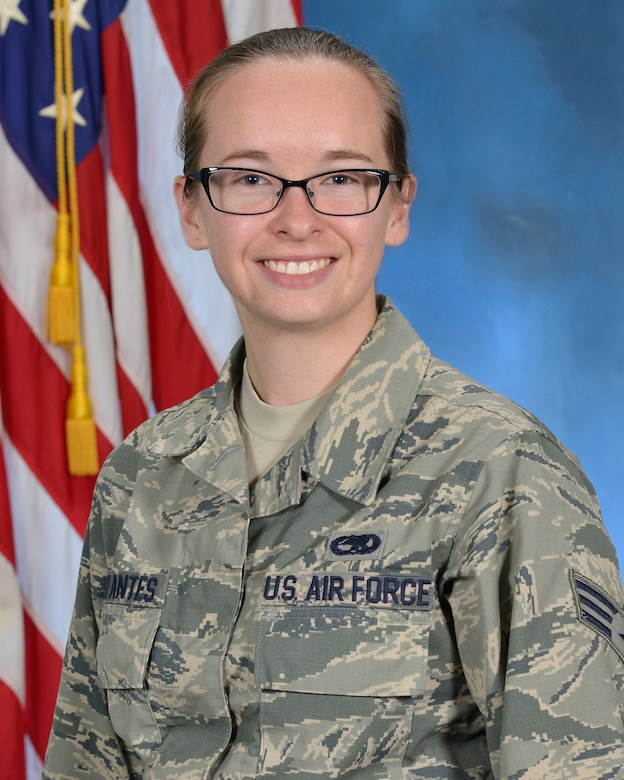 Senior Airman Jessica N. Cervantes, 64th Air Refueling Squadron