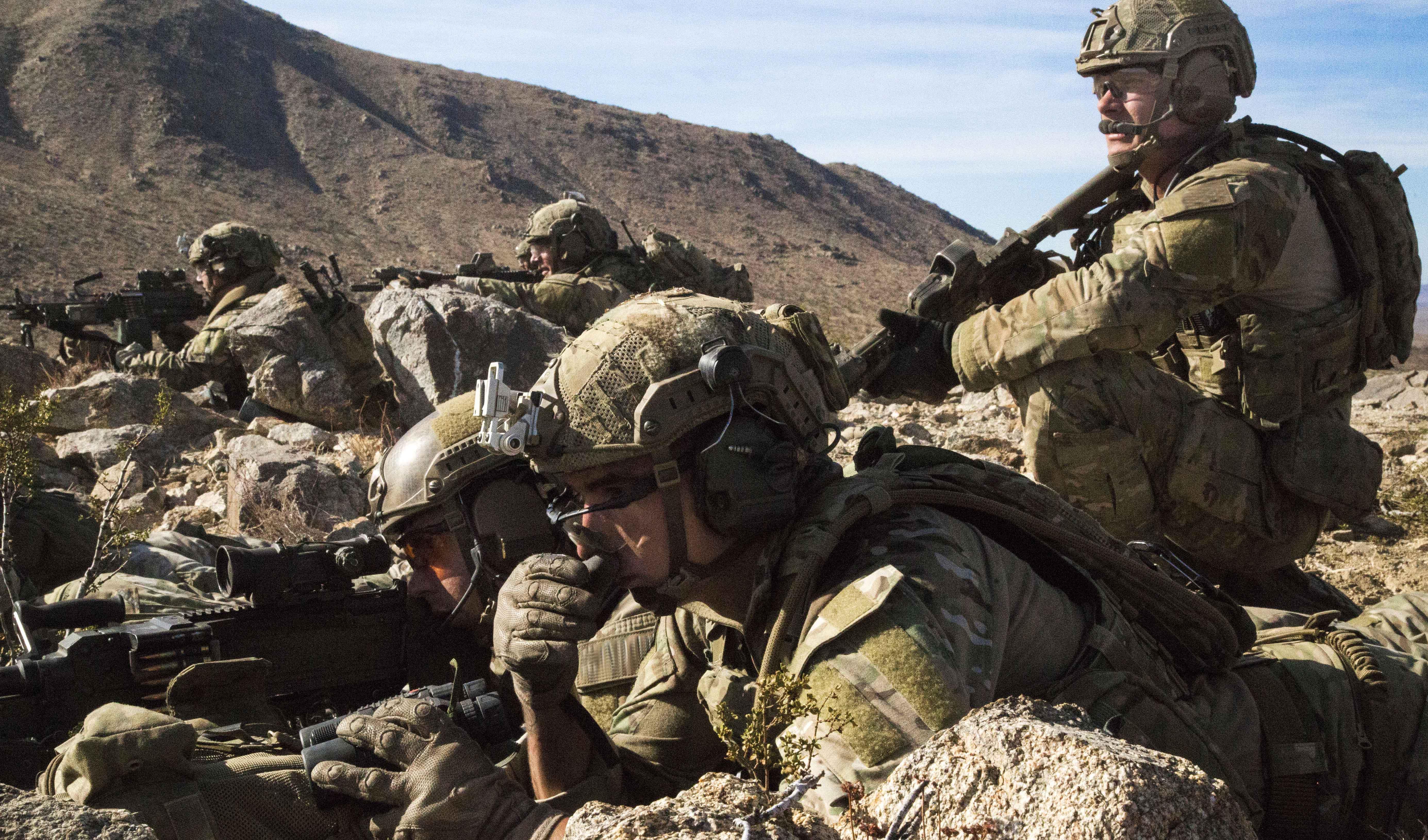 Army Of Us: U.S. DEPARTMENT OF DEFENSE > Photos > Photo Essays > Essay