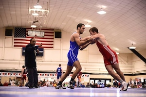 The 29th CISM World Military Wresting Championship at Joint Base McGuire-Dix-Lakehurst, New Jersey 1-8 October.