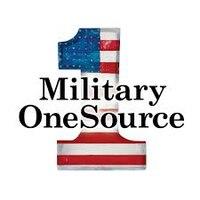 Military OneSource Logo.