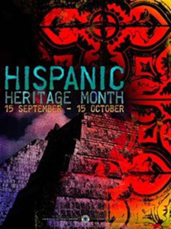 Image result for hispanic heritage month poster