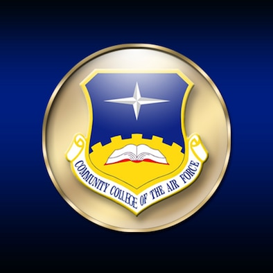 Since the early 1970s, when the Community College of the Air Force was established, the Air Force has been a step ahead in providing, and encouraging, further educational opportunities for enlisted Airmen. Today, the CCAF offers more than 65 Associates of Applied Science degree programs and various Air Force bases, including Vandenberg, boast education centers staffed with qualified counselors -- ready to assist Airmen with all things CCAF. (U.S. Air Force graphic by Jan Kays/Released)