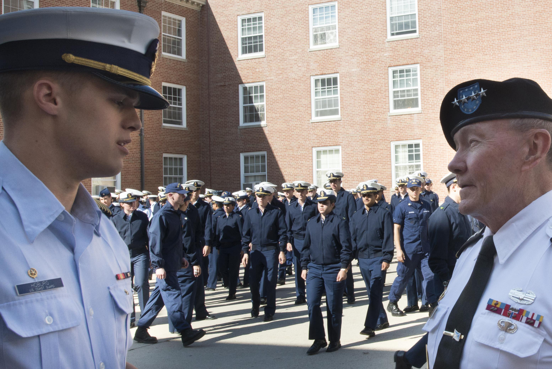 Coast guard academy admissions essay