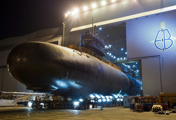 Navy to Commission USS North Dakota, Newest Attack Sub