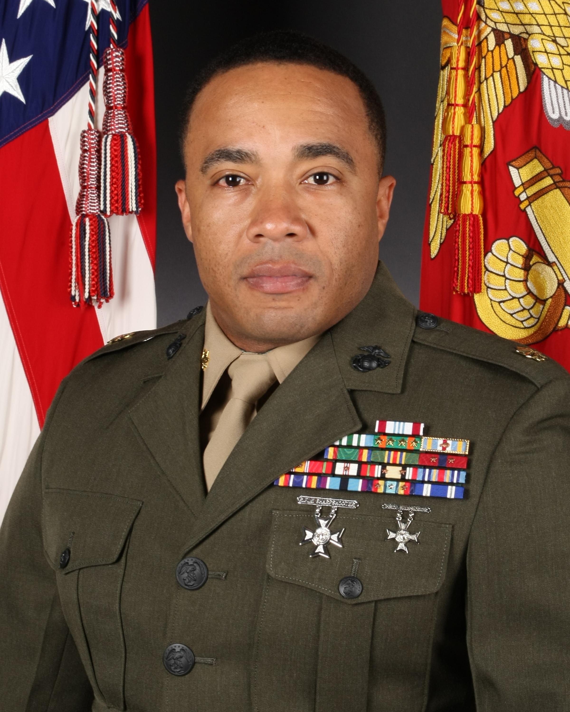 Major Christopher J. Brown > Marine Corps Base Camp