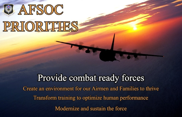 Provide combat ready forces