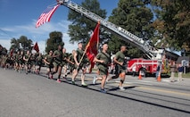 Ft Lee Marines honor Corps legend with annual run