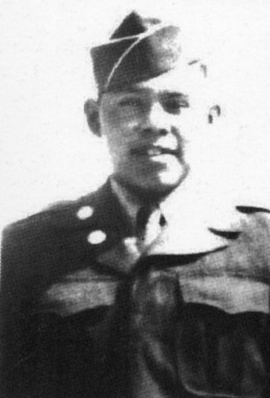 Pfc. Charles George is the most recent Native American to receive the Medal of Honor after throwing himself on a grenade to save other members of his unit during the Korean War. The Charles George Veterans Affairs Medical Center in Asheville, North Carolina, is named in his honor. He was a member of the Cherokee tribe. (Courtesy Photo)