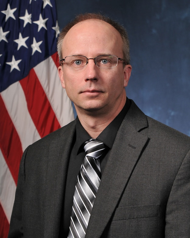 Dr. Jim Solti, U.S. Air Force Academy chief scientist (U.S. Air Force photo)