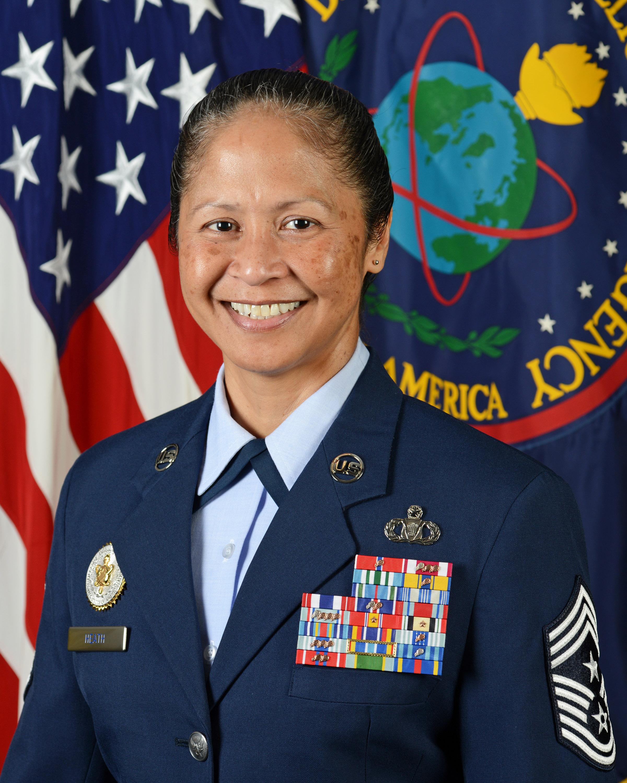 Command Chief Master Sergeant Arleen K Heath Gt Defense