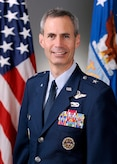 Official Air Force Image: BGen Timothy Cathcart Official Bio Photo