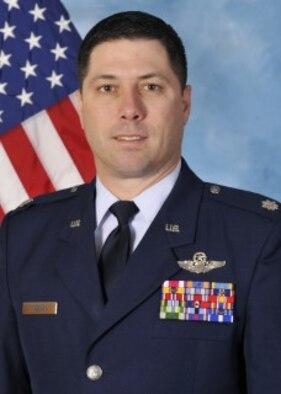 Lt. Col. David Mazzara, 22nd Air Refueling Wing inspector general.