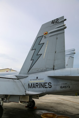 Marine Fighter Attack Squadron 251 conducted Fleet Carrier Landing Practice training aboard Marine Corps Air Station Beaufort, Sept. 2.  The valuable training prepares pilots for situations and landings they will face while deployed aboard an aircraft carrier.