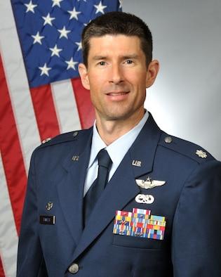 Lt. Col. Chad Daniels