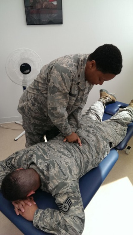 Air Guard Airmen Provides Healthcare To Spangdahlem Air -9664