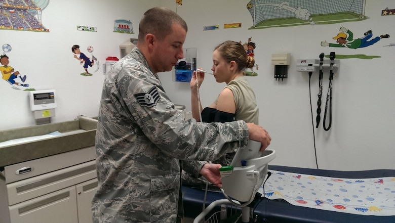 Air Guard Airmen Provides Healthcare To Spangdahlem Air -5744