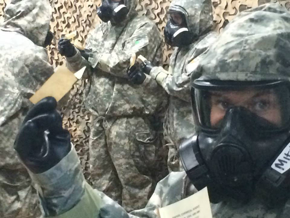 chemical defense training facility essay
