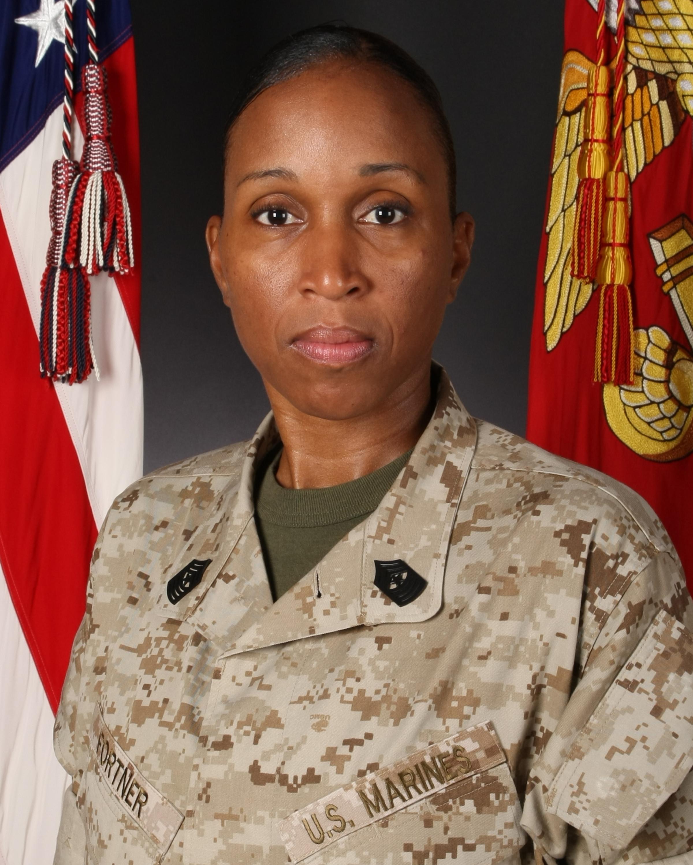 Sergeant Major Robin C. Fortner > Ground Combat Element ...