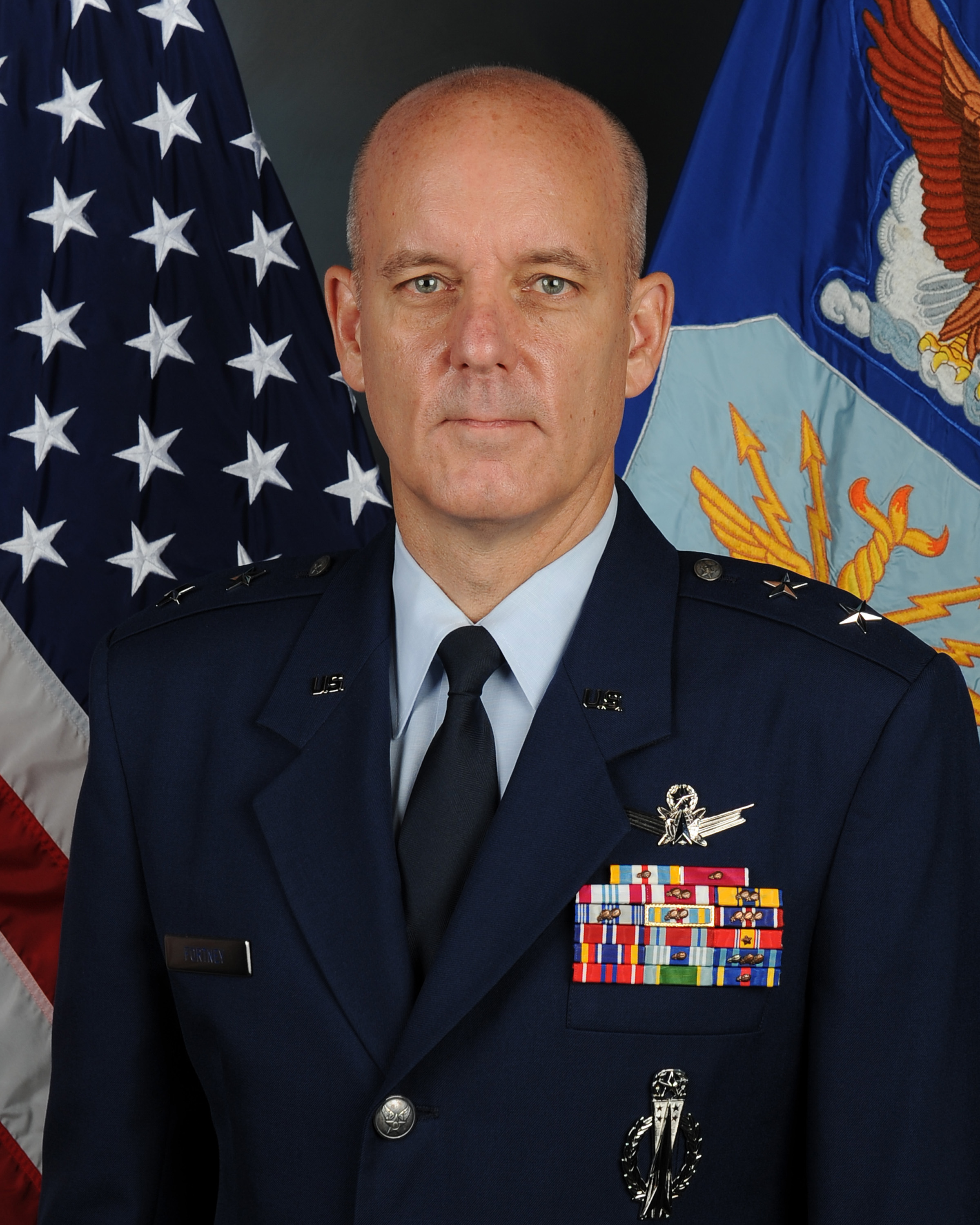Vice Commander, Air Force Global Strike Command