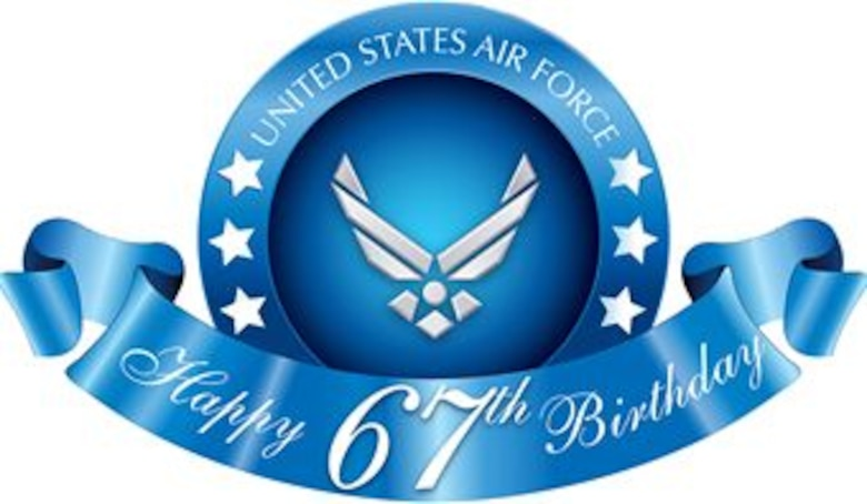 U.S. Air Force 67th Birthday