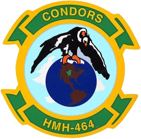 HMH-464 Current Logo