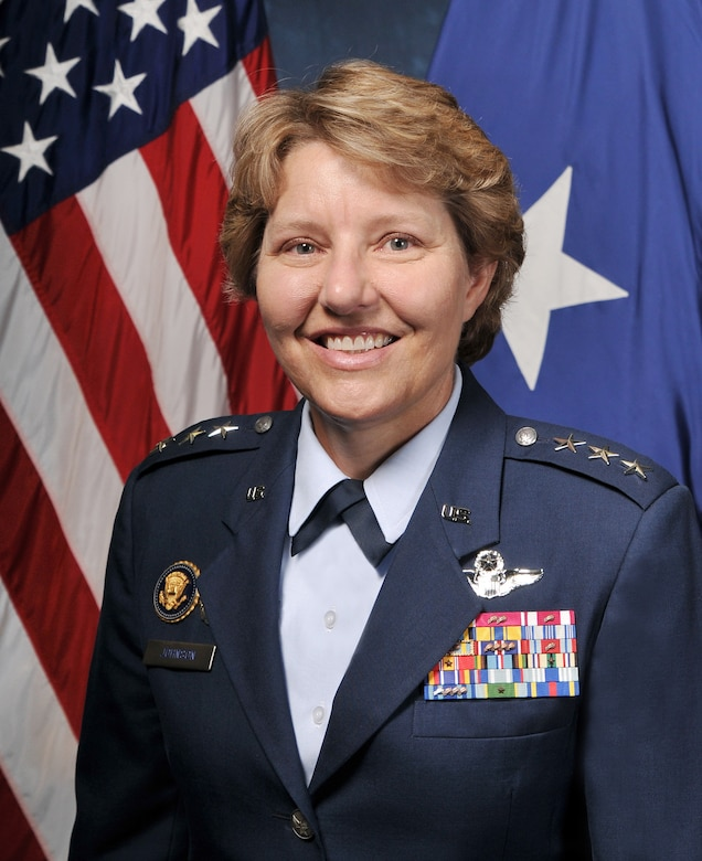 Lt. Gen. Michelle D. Johnson, U.S. Air Force Academy Superintendent (U.S. Air Force photo/Bill Evans)